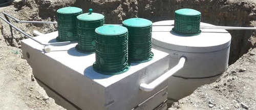 Atu Advanced Treatment Unit Septic System Installation
